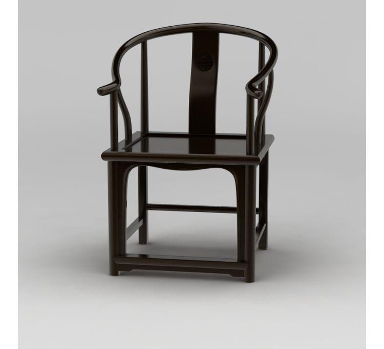 古典风格 圈椅