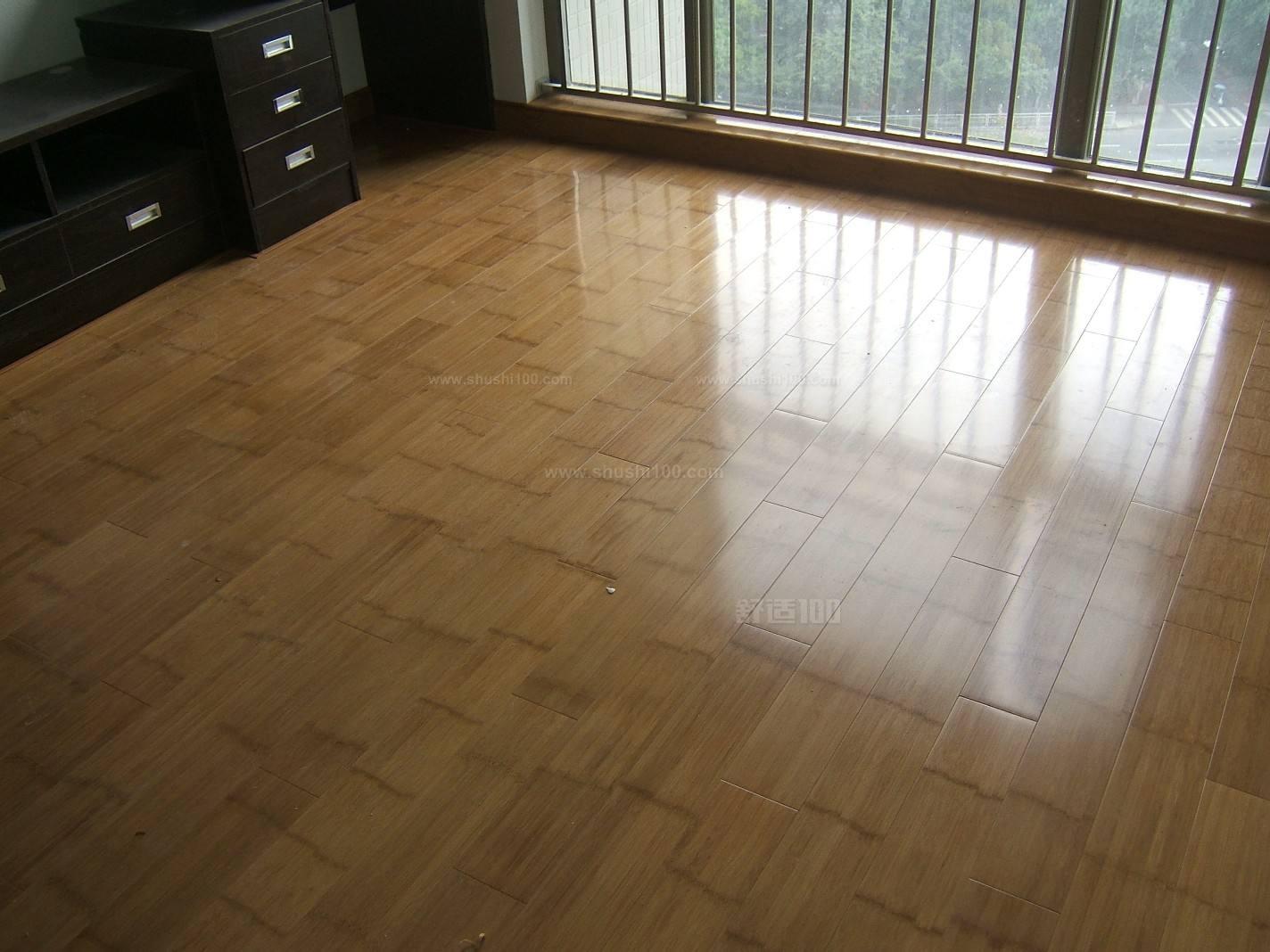 竹地板 简单