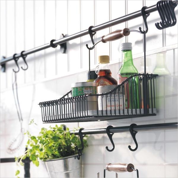 挂杆 厨房