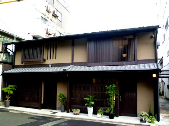 日式 外墙