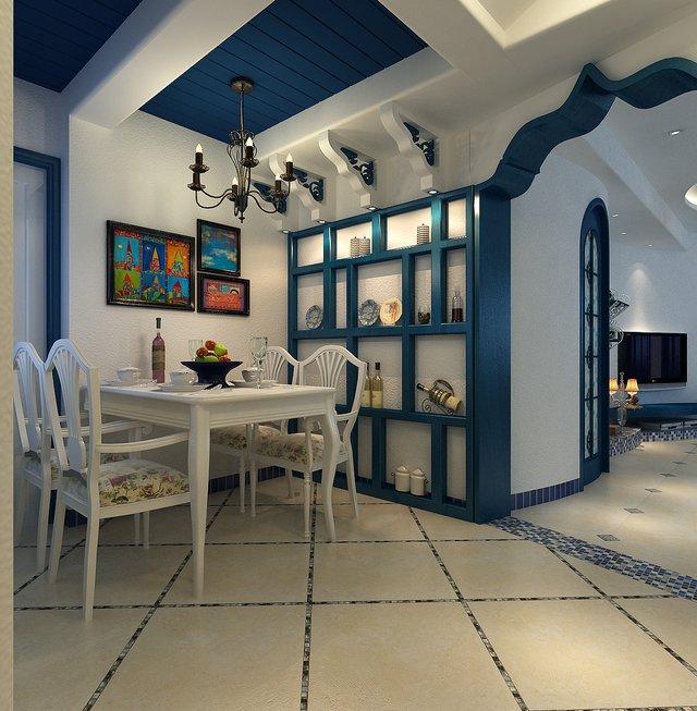 二居室 餐厅