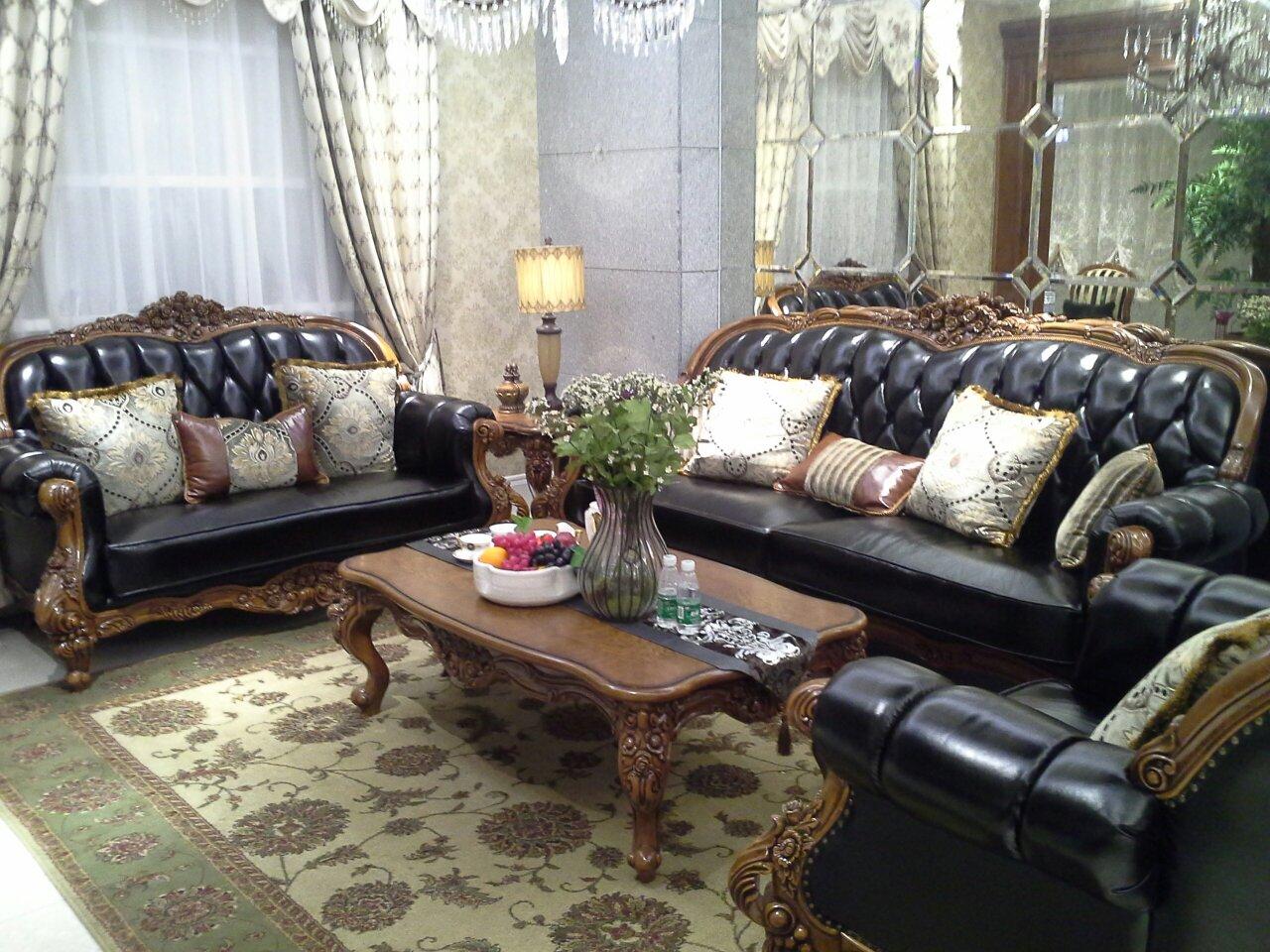 美式 沙发