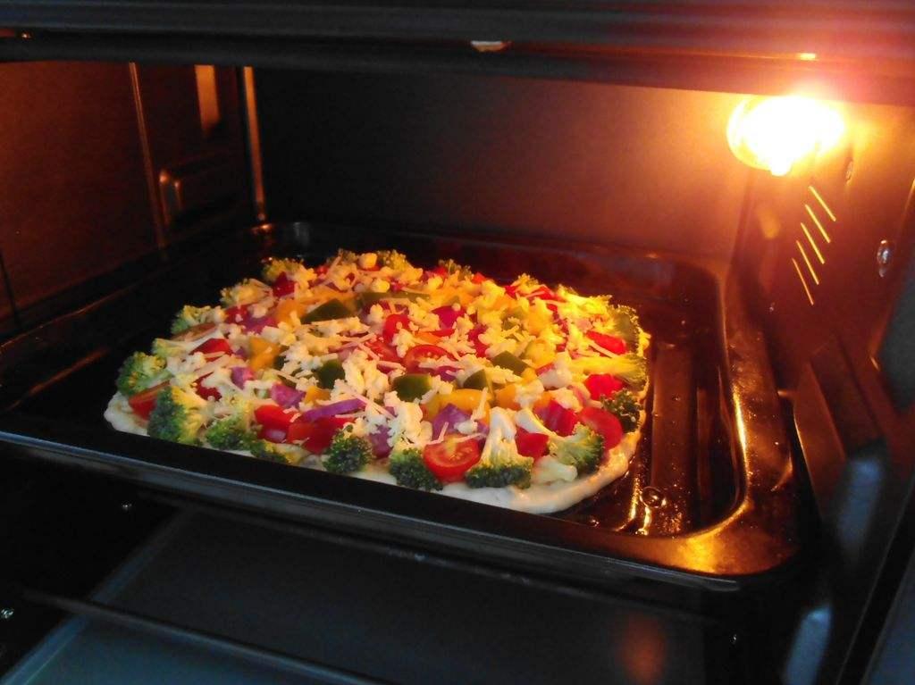 烤箱 披萨 装修