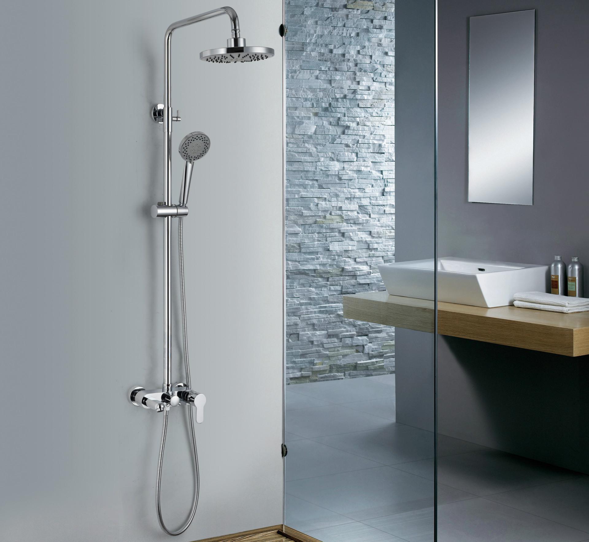 两卫 淋浴器 装修