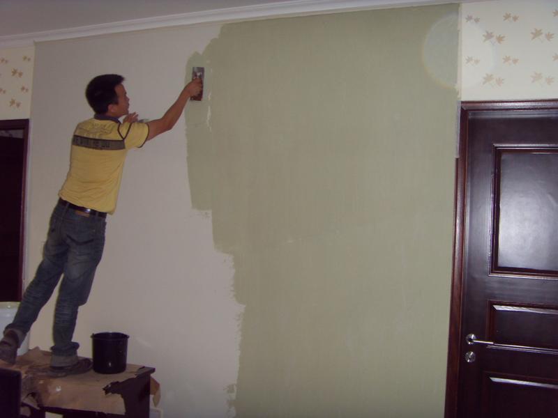 翻新 墙面