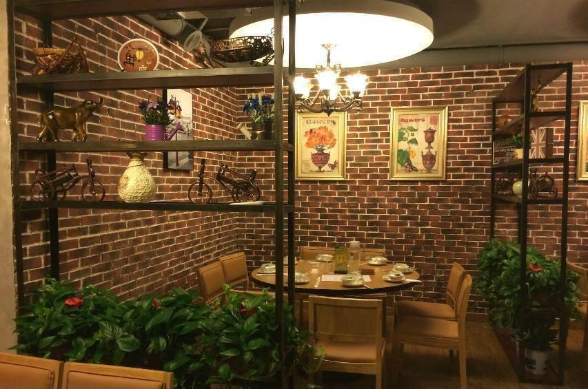 咖啡厅 装修