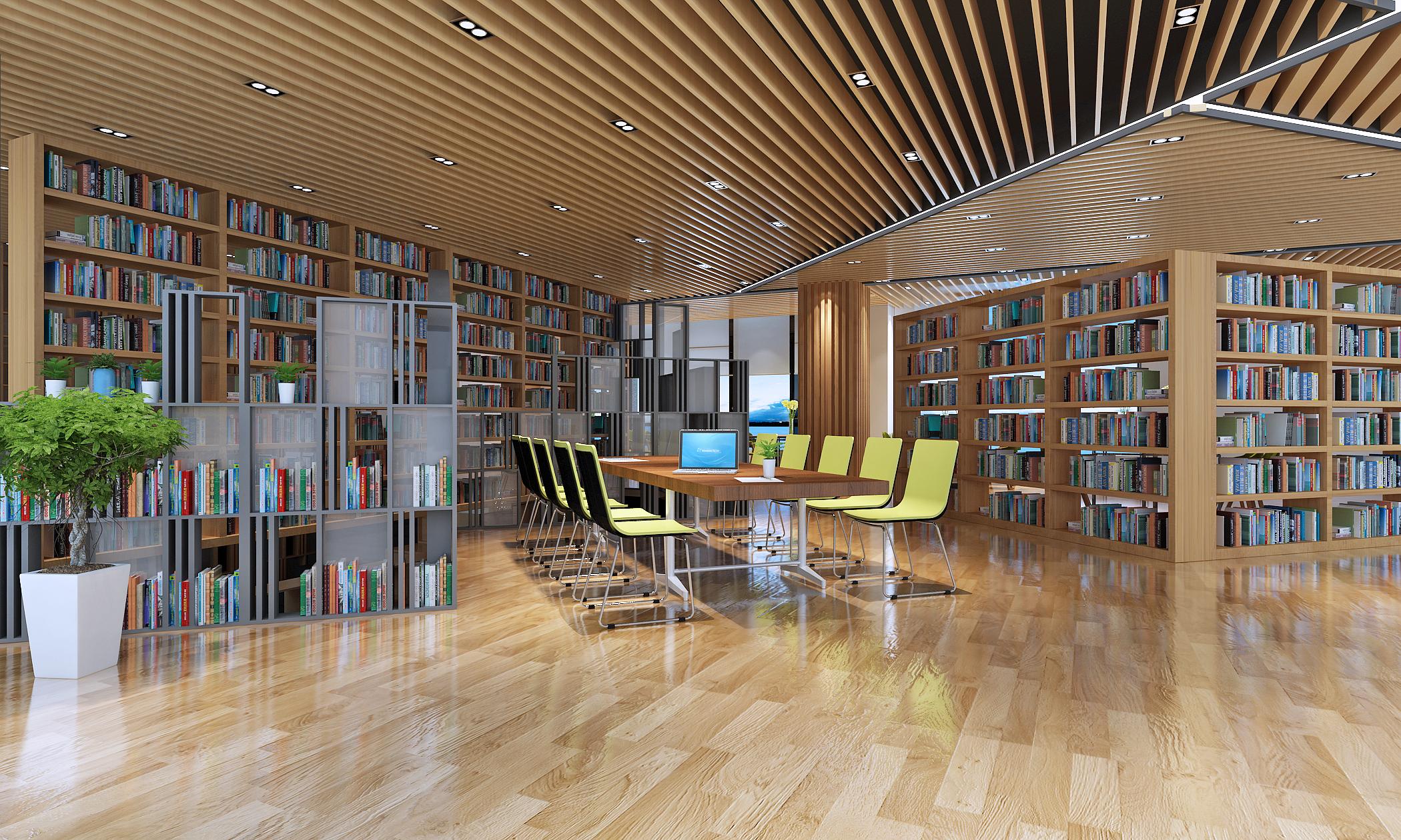 图书馆 装修