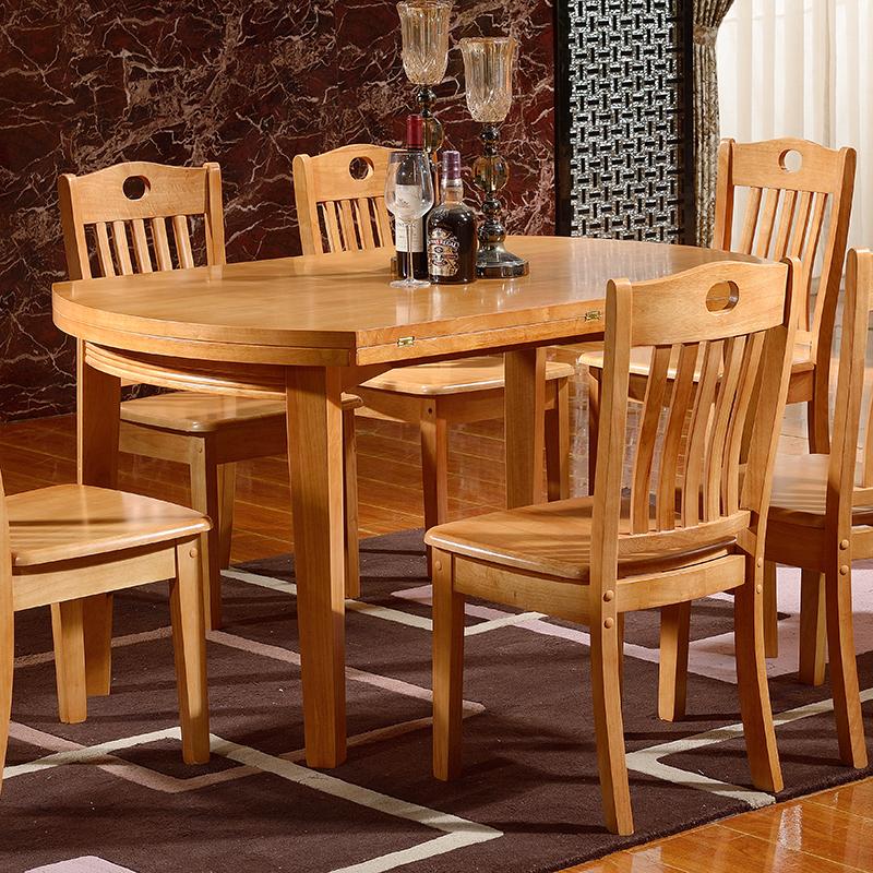 实木 餐桌椅 装修