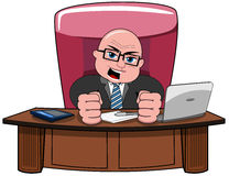 书桌 上司