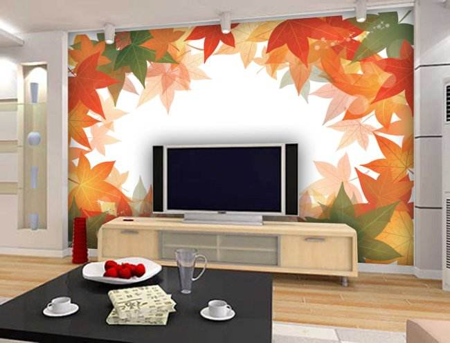 客厅电视背景墙效果图大全