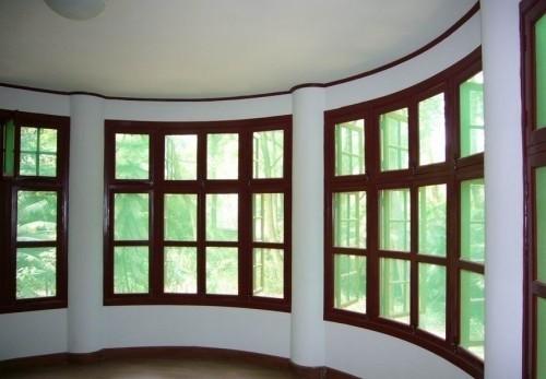门窗 漆膜
