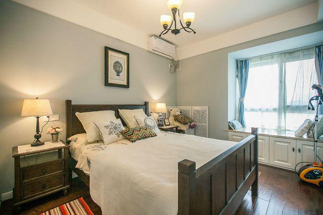 美式 卧室