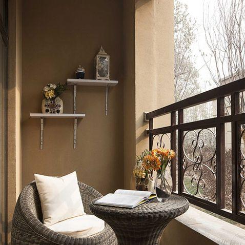 背景墙 阳台