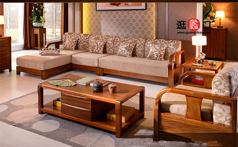 中式 木制家具