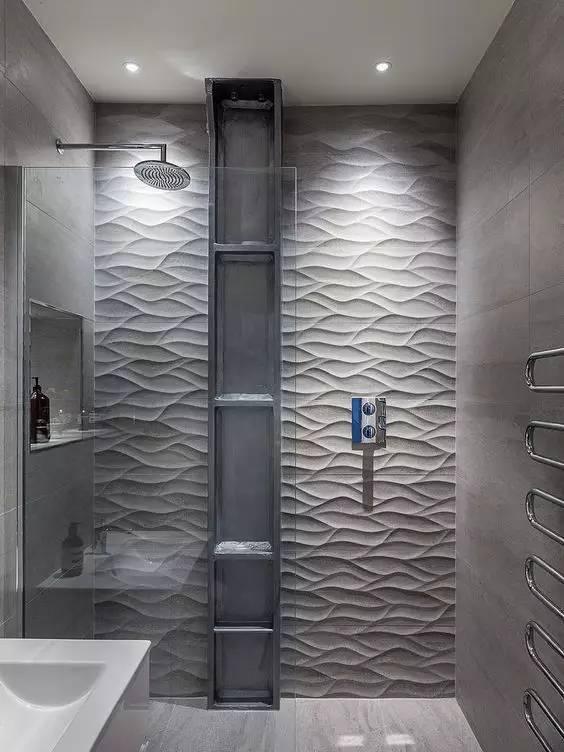 卫生间 背景墙