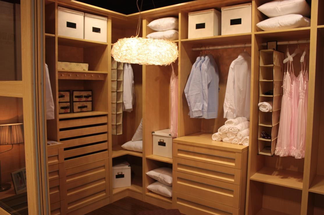 衣柜 人造板
