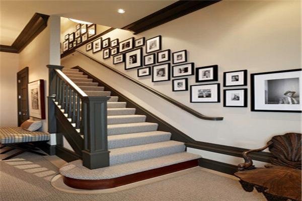 装修 楼梯扶手