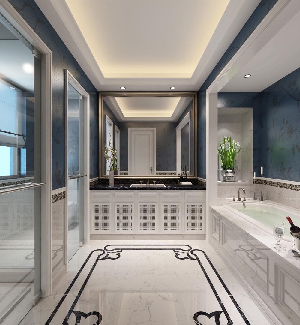 别墅设计 卫生间