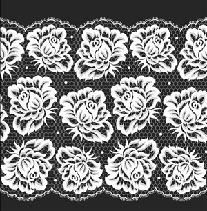 花卉 蕾丝