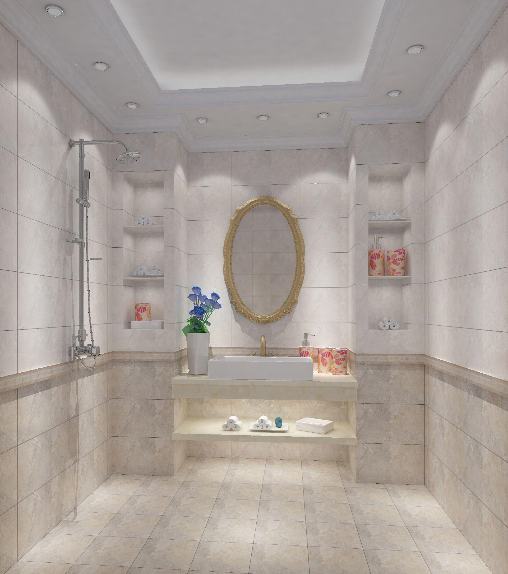 仿古砖好不好?卫生间瓷砖选择技巧