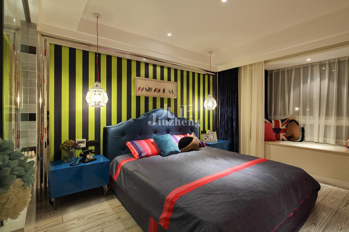 摩登 卧室