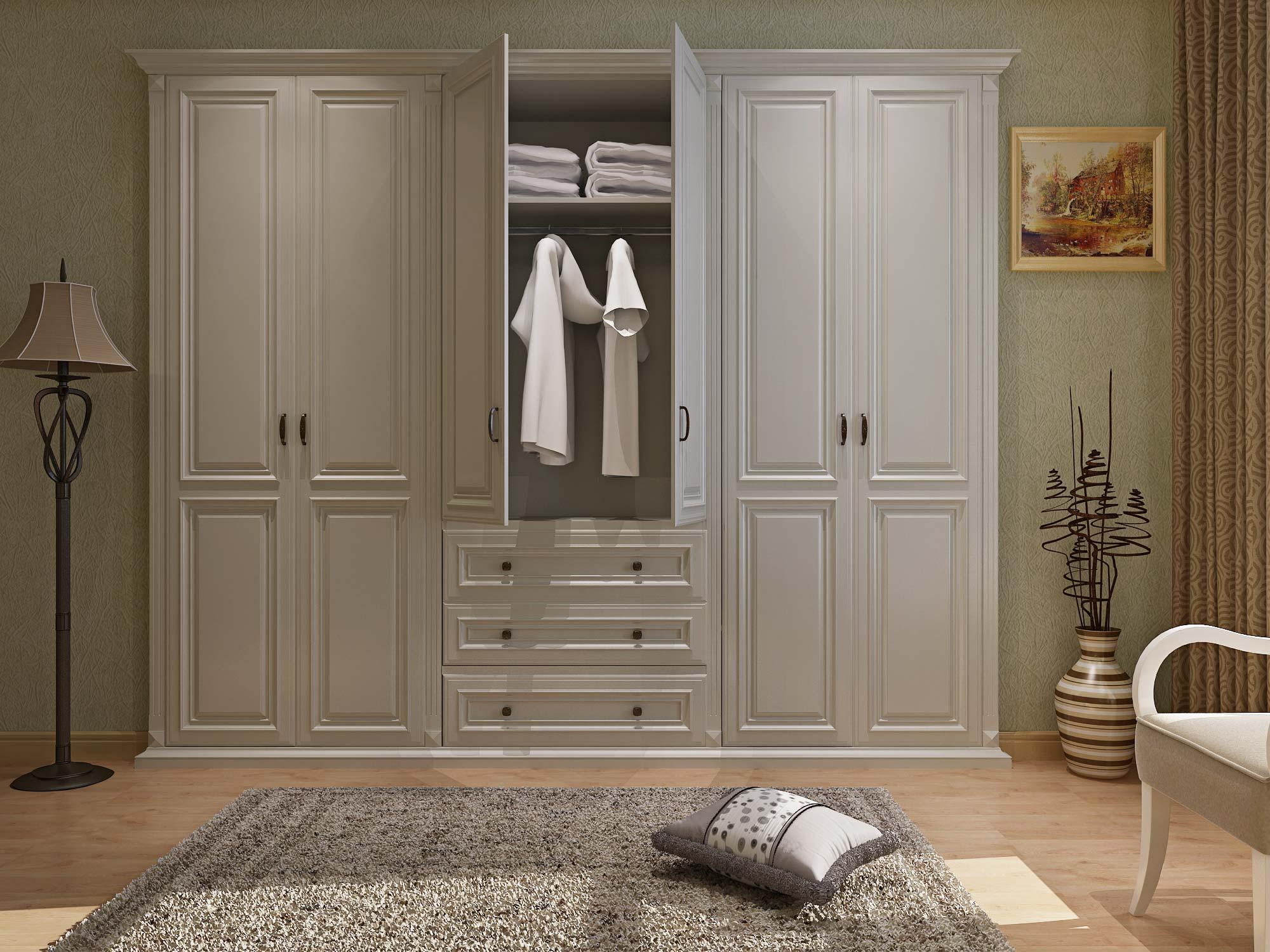 衣柜 空间