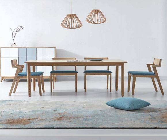北欧风 餐桌