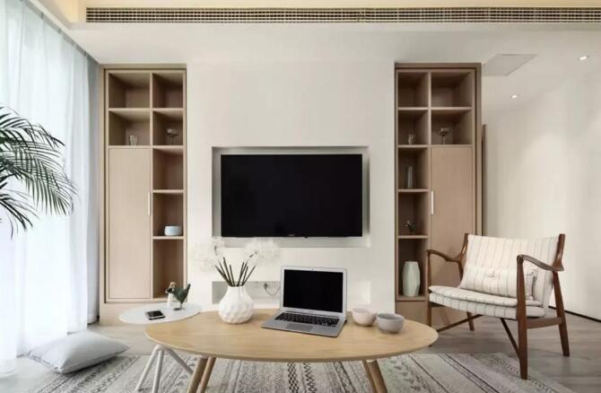 电视墙 嵌入式