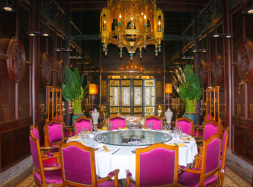 摩登 餐厅