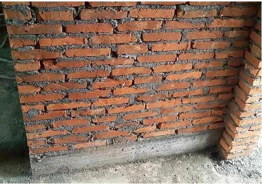 砌墙 墙体