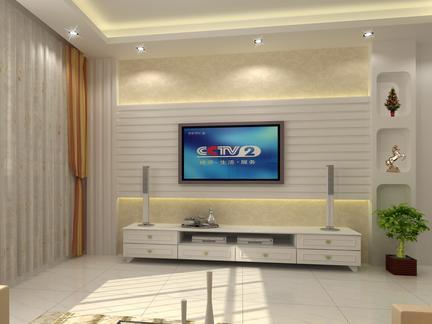 客厅 电视柜 装修