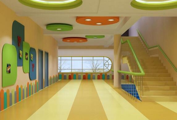 幼儿园 装修 装修