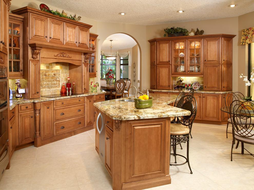 美式 厨房家具