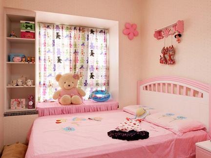 儿童房 粉色