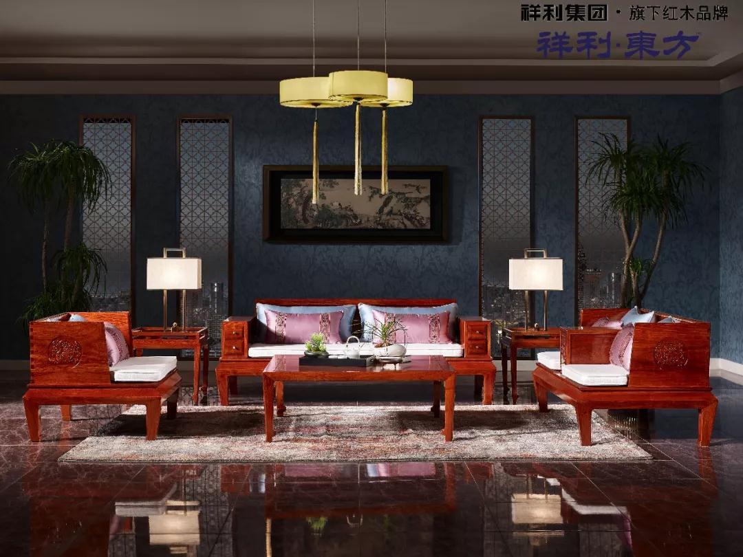新中式 红木