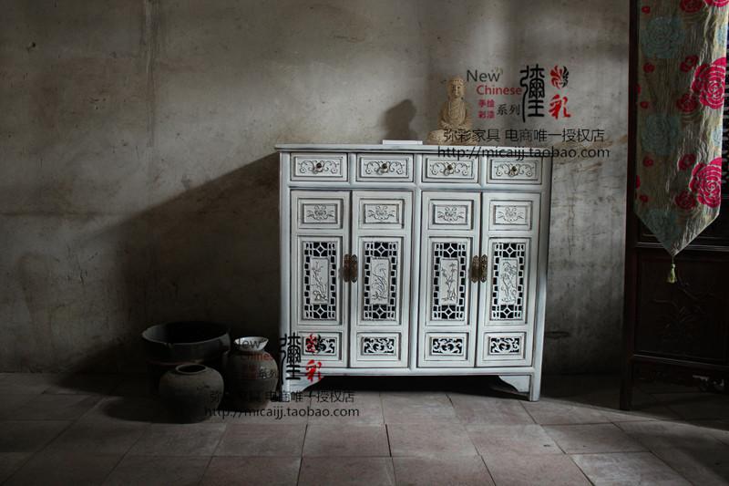 中式 杂物