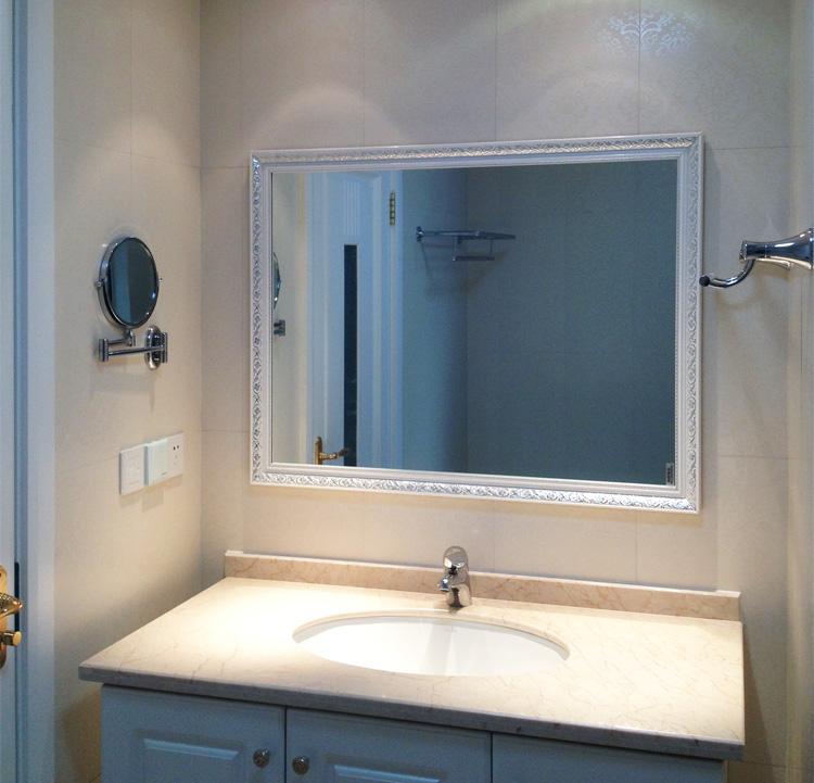 卫生间 镜子