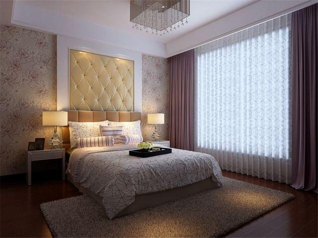 窗帘 卧室 装修