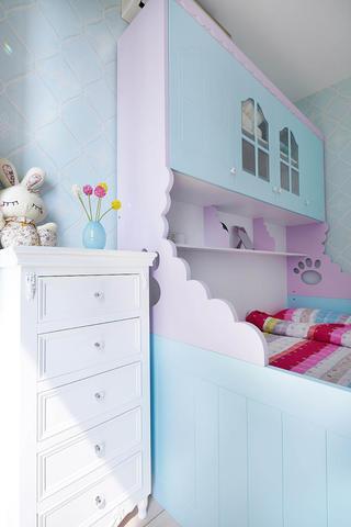 90平三居装修儿童房设计图