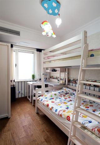 新古典装修儿童房设计图