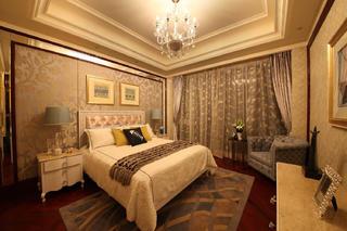 大户型欧式风格装修客卧搭配图