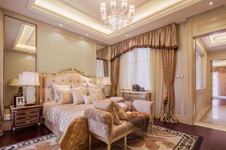 现代欧式别墅卧室设计图
