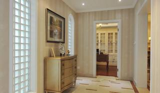 美式别墅装修装饰柜图片