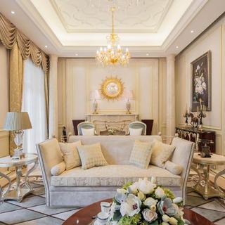 现代欧式别墅设计 雅致精美