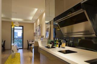 一居室小户型装修厨房布局图