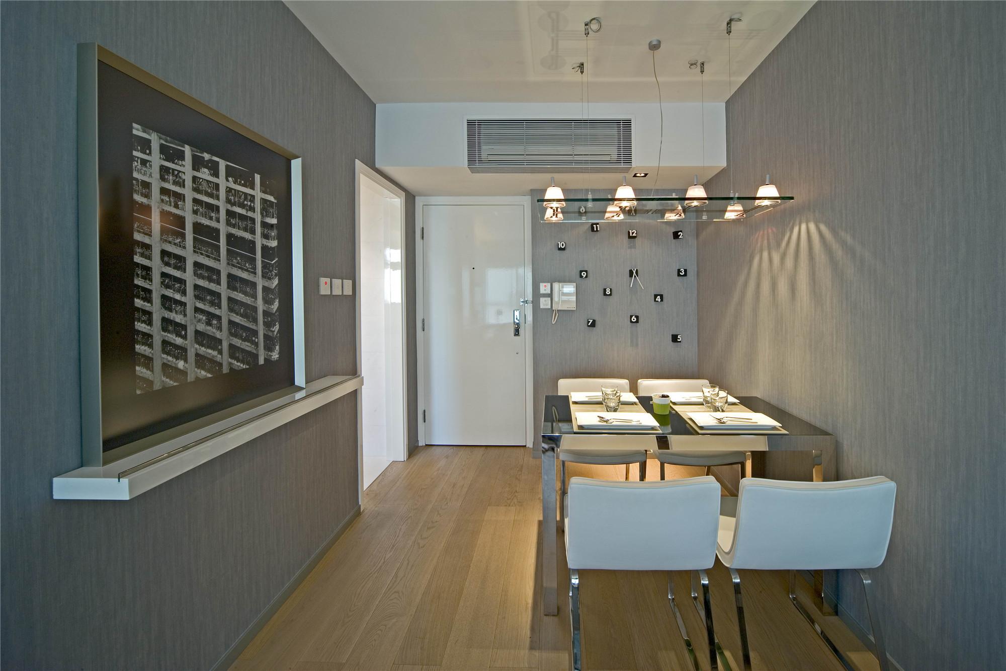 70平小户型装修餐厅设计图
