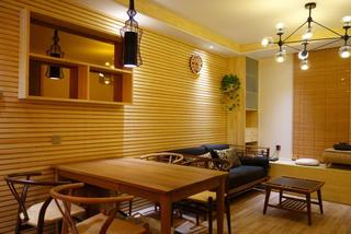 东南亚风格二居餐厅设计图