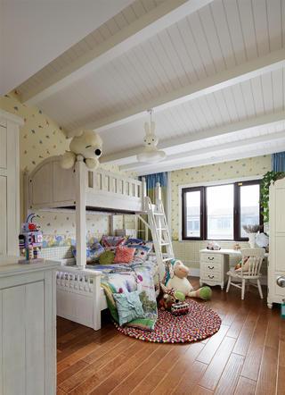 混搭别墅装修儿童房设计图