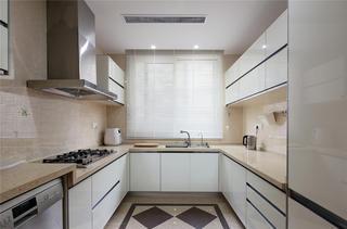 中式别墅装修厨房布局图