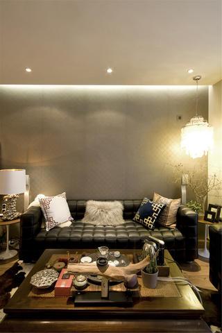 简约风格三居之家沙发图片
